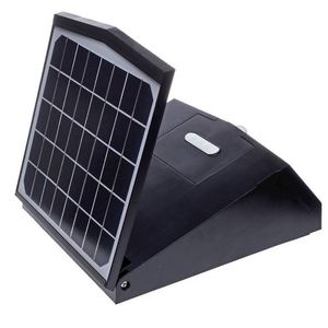 Black Solar Lamp Transformer 15 W 4000 K IP65 small 3