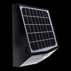 Black Solar Lamp Transformer 15 W 4000 K IP65 small 7