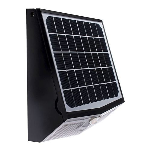 Black Solar Lamp Transformer 15 W 4000 K IP65