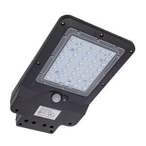 Black Solar Street Lamp 8W 4000K IP65 small 0