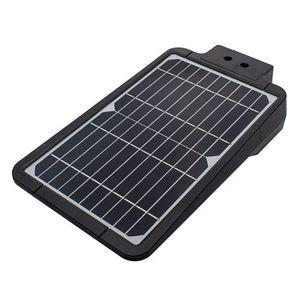 Black Solar Street Lamp 15W 4000K IP65 small 1