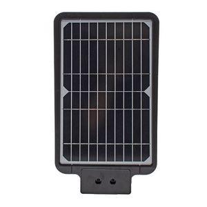 Black Solar Street Lamp 15W 4000K IP65 small 2