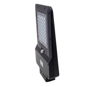 Black Solar Street Lamp 15W 4000K IP65 small 3