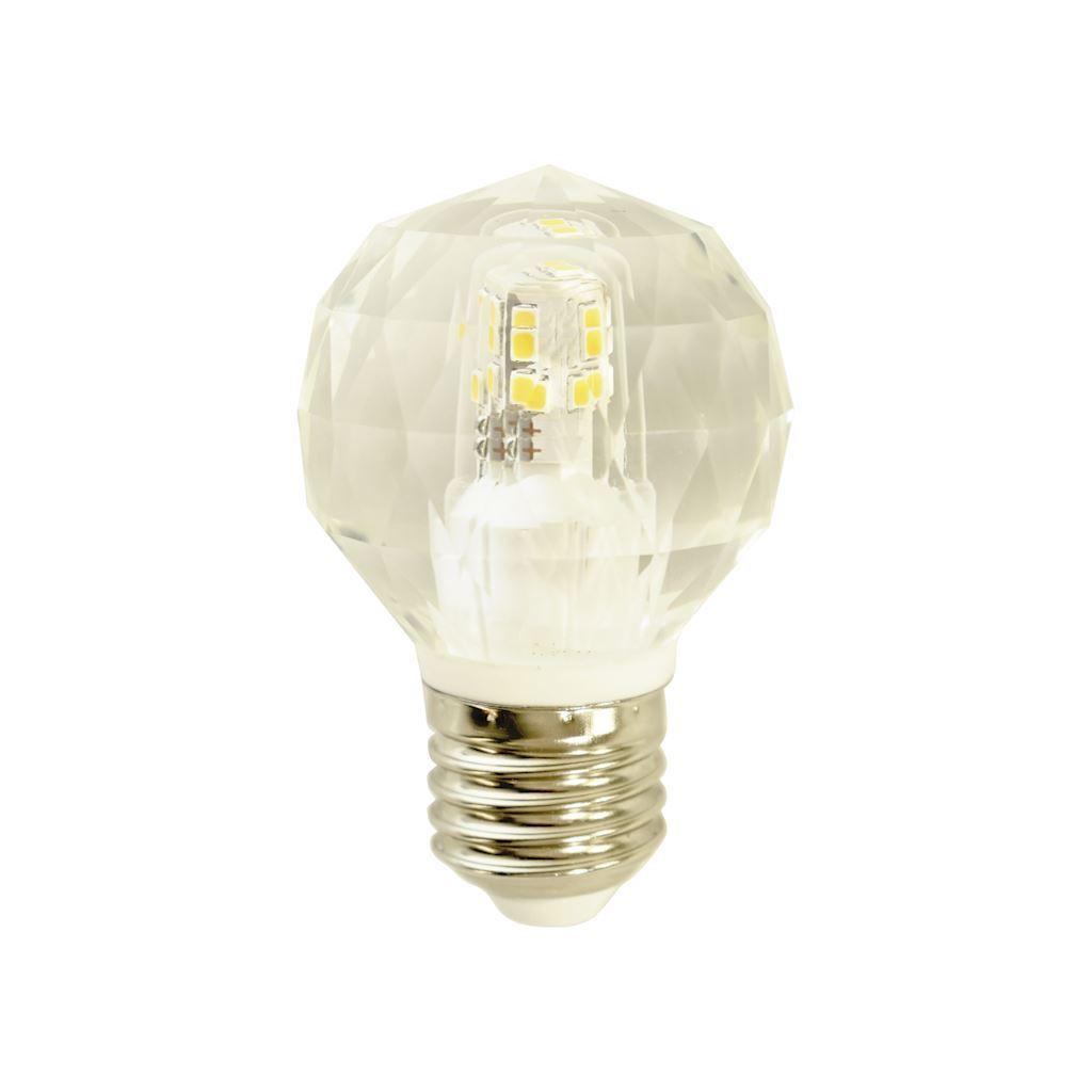 Crystal light bulb 4.3 W G45 E27 4000K