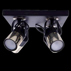 Black Wilson Black 4x Gu10 Ceiling Lamp small 8