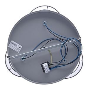 Gray Ceiling Lamp Bear 3x E27 small 1