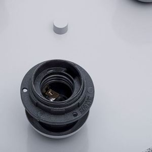Gray Ceiling Lamp Bear 3x E27 small 2
