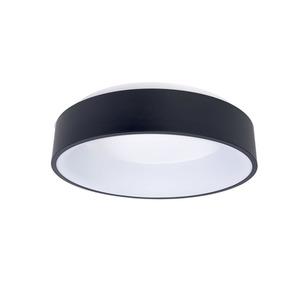 Ohio Black 24 W LED ceiling lamp small 6