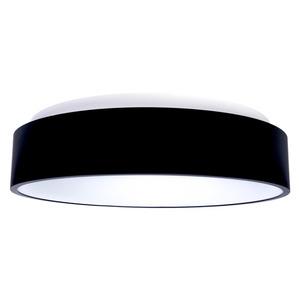 Ohio Black 32 W LED ceiling lamp small 4