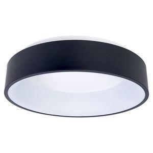 Ohio Black 32 W LED ceiling lamp small 5