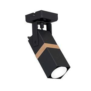 Black Vidar Black 1x Gu10 wall lamp small 0