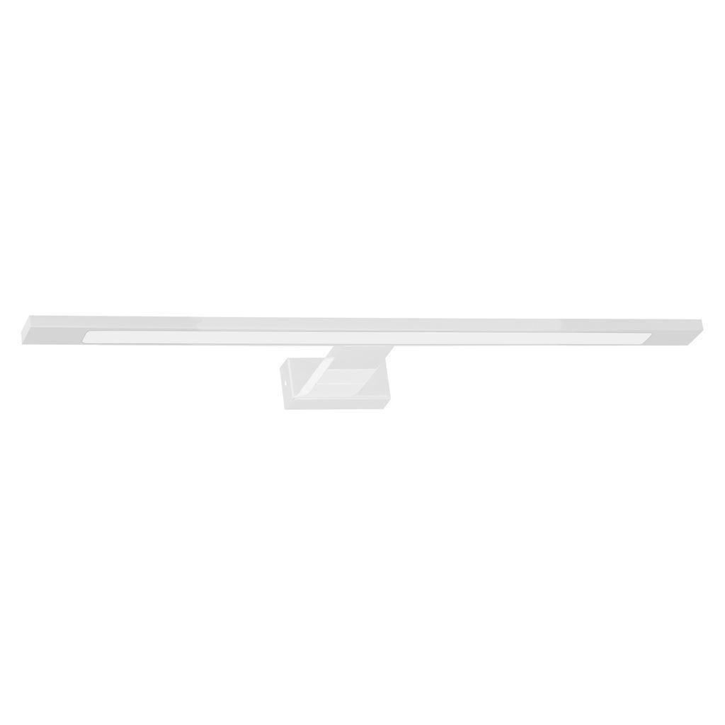 White Shine White 12 W LED wall lamp IP44