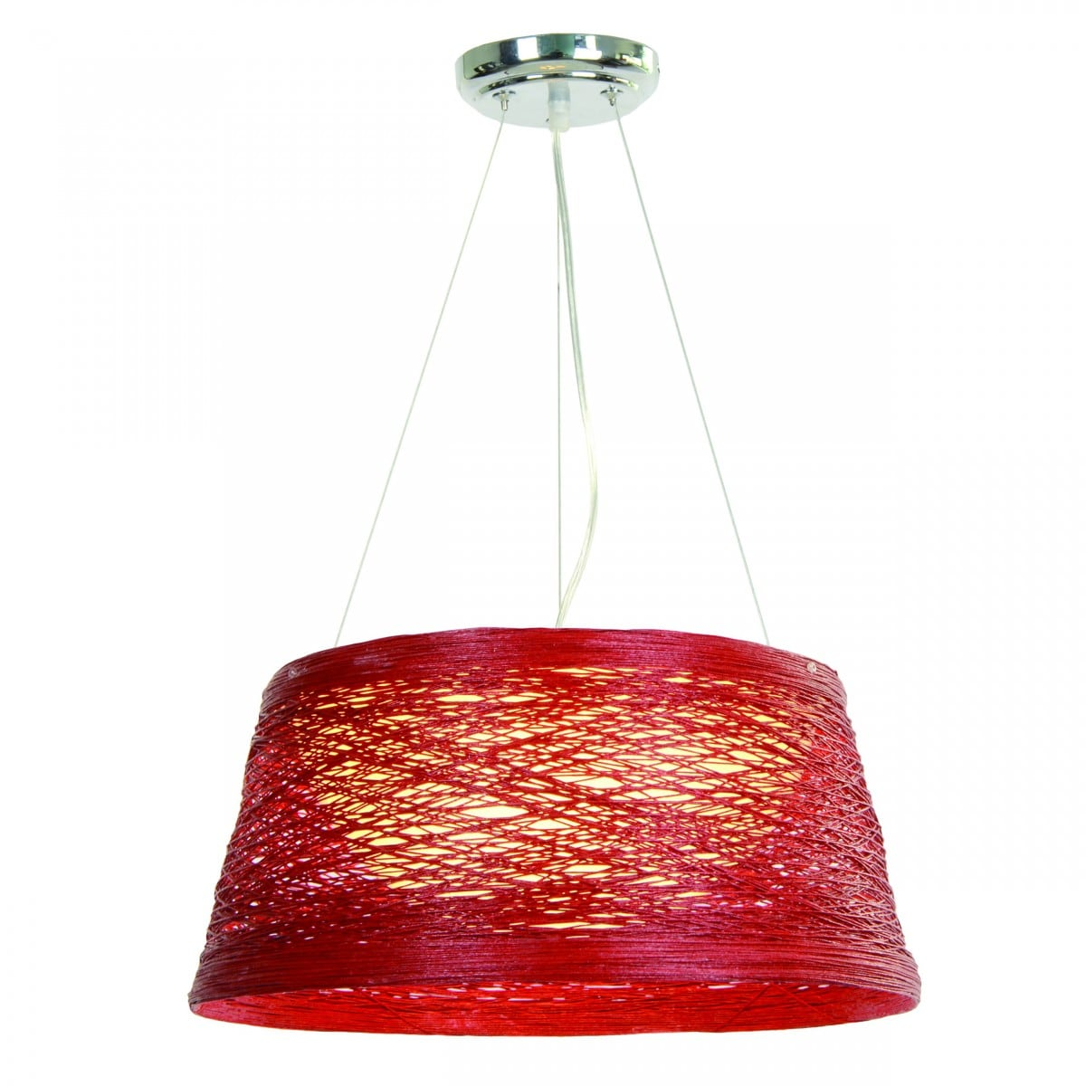 Fragola 1 hanging red