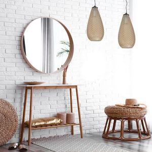 Amber Hanging Lamp Petra 1x E27 small 1