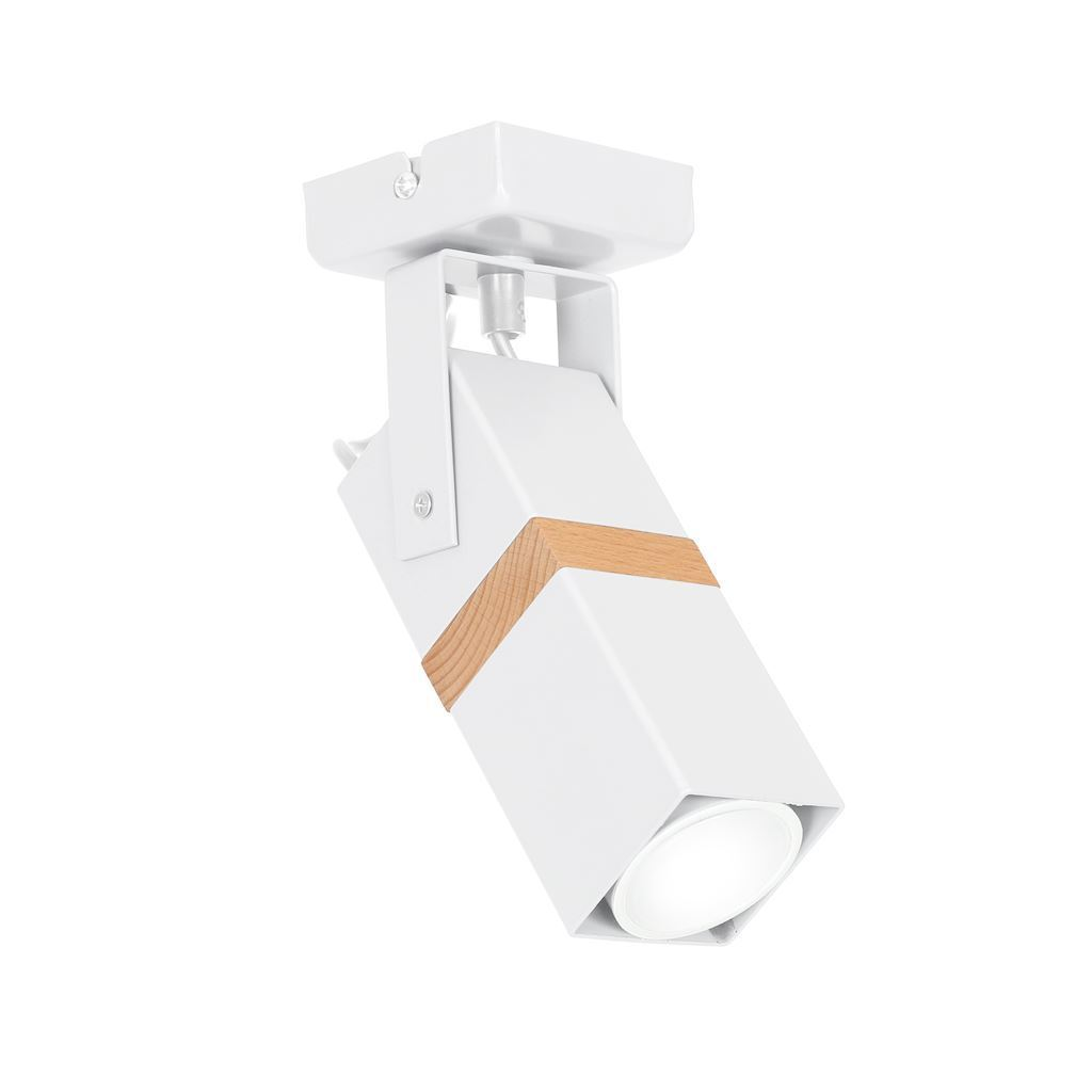 Vidar White 1x Gu10 wall lamp