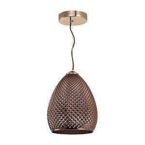 Copper Hanging Lamp Fiji 1x E27 small 0