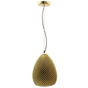Fiji Gold Hanging Lamp 1x E27 small 1