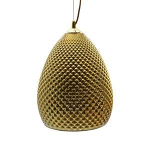 Fiji Gold Hanging Lamp 1x E27 small 4