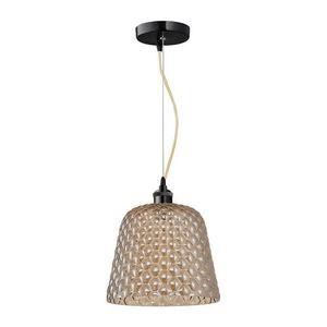 Chrome Hanging Lamp Rio 1x E27 small 0
