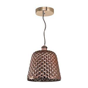 Copper Hanging Lamp Rio 1x E27 small 0