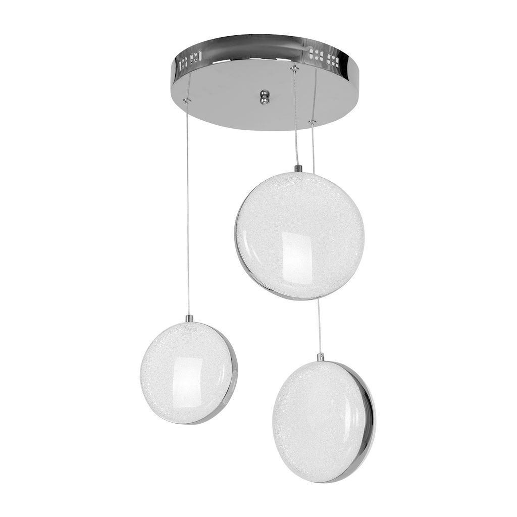 White Lira Pendant Lamp 28 W Led