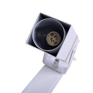 Vidar White 2x Gu10 White Ceiling Lamp small 4