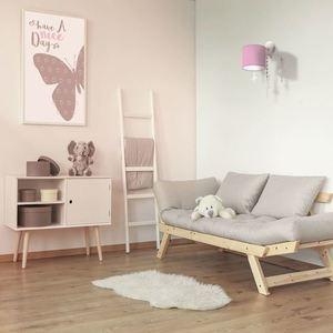 Pink Wall Lamp Ballerina Pink 1x E27 small 1
