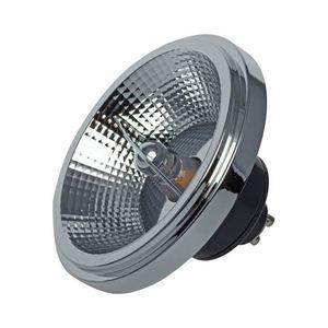 Ar111 12 W Gu10 3000 K / Black Light Bulb With Reflector small 0