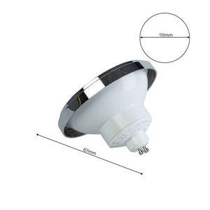 Bulb Ar111 12 W Gu10 3000 K with Dimmable Reflector small 4