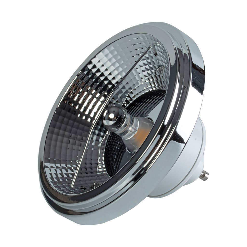 Bulb Ar111 12 W Gu10 3000 K with Dimmable Reflector