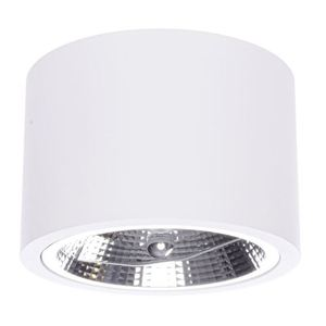 Redondo White 1x Ar111 Gu10 Surface Mounted luminaire small 0