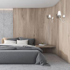 Victoria White 1x E27 wall lamp small 1