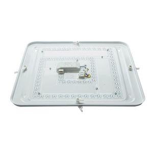 White Memphis 24 W LED 4000K Plafond small 3