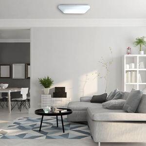 White Memphis 24 W LED 4000K Plafond small 6