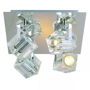 Iceberg 1 wall lamp small 6