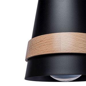 Black Venezia Black Ceiling Lamp 3x E27 small 2