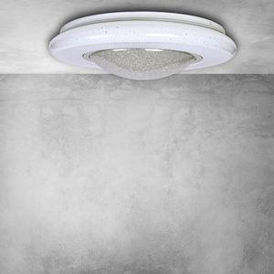 White Quasar 24 W LED ceiling lamp small 3