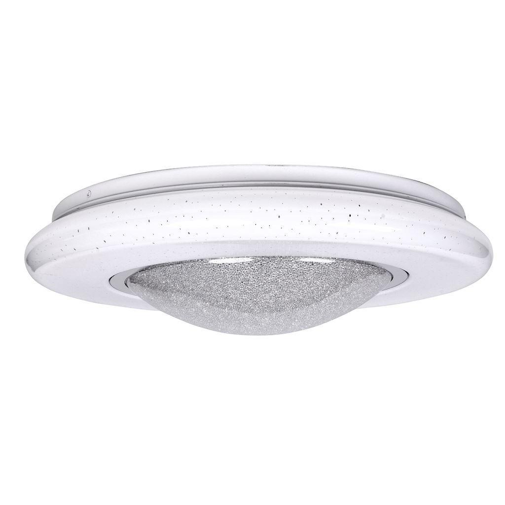 White Quasar 24 W LED ceiling lamp
