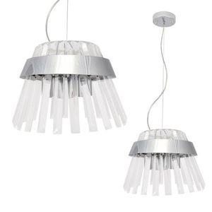 Crystal Ceiling Lamp Royal 4x E14 small 0