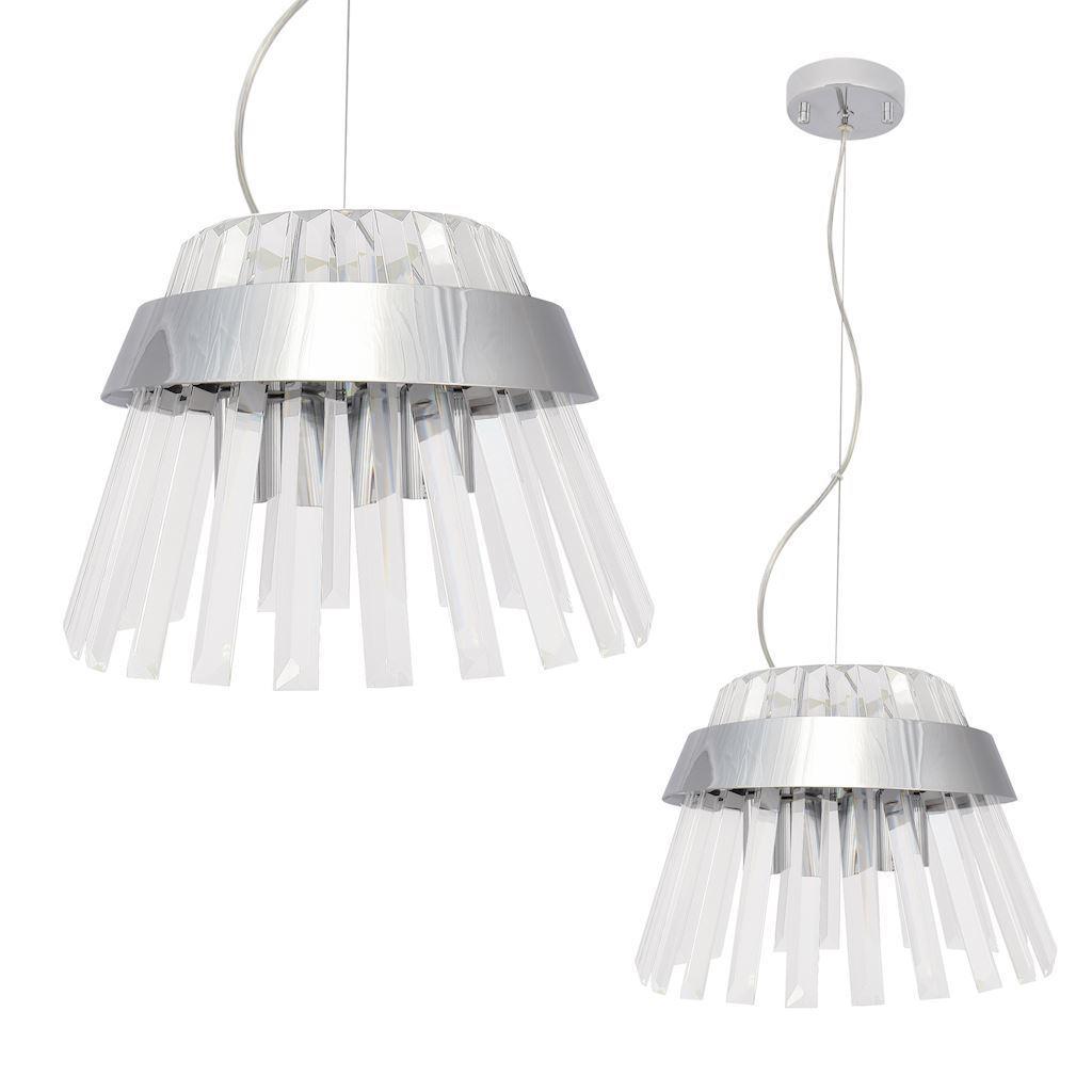 Crystal Ceiling Lamp Royal 4x E14