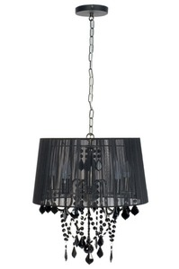 Mona black wall lamp small 7