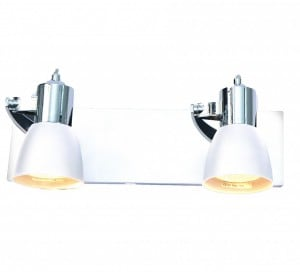 Ravenna 2 white wall lamp small 0