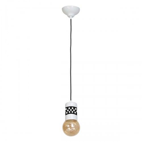 Hanging lamp Milagro AMELIE 558 Multi 1xE27 40W