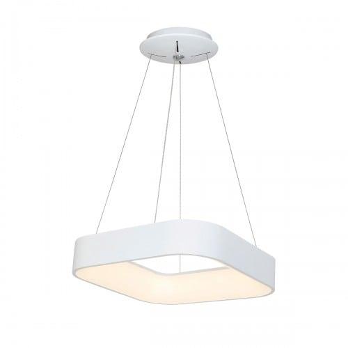 Hanging lamp Milagro ASTRO 569 Matt white 24W