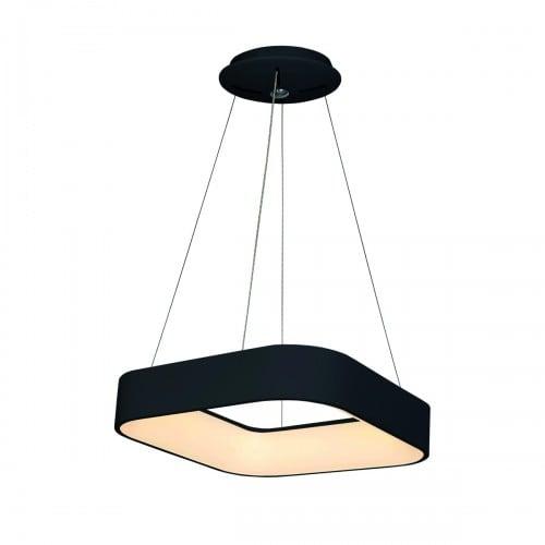 Hanging lamp Milagro ASTRO 570 Matte black 24W