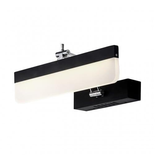 Hanging lamp Milagro BEAM 302 Sand black 6W