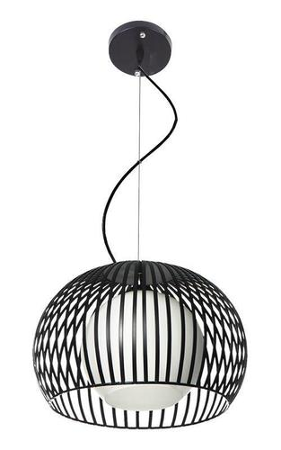 Modern Pendant Lamp Jupiter B Black