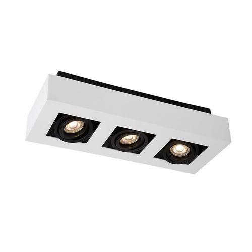Modern Surface Lamp Casemiro GU10 3-bulb