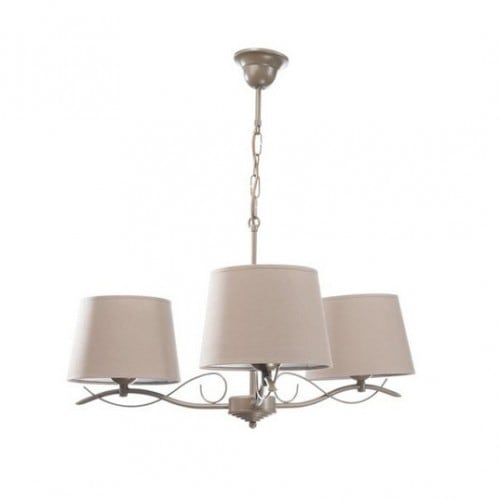 Hanging Lamp KLAUDIA 3 No. 1965