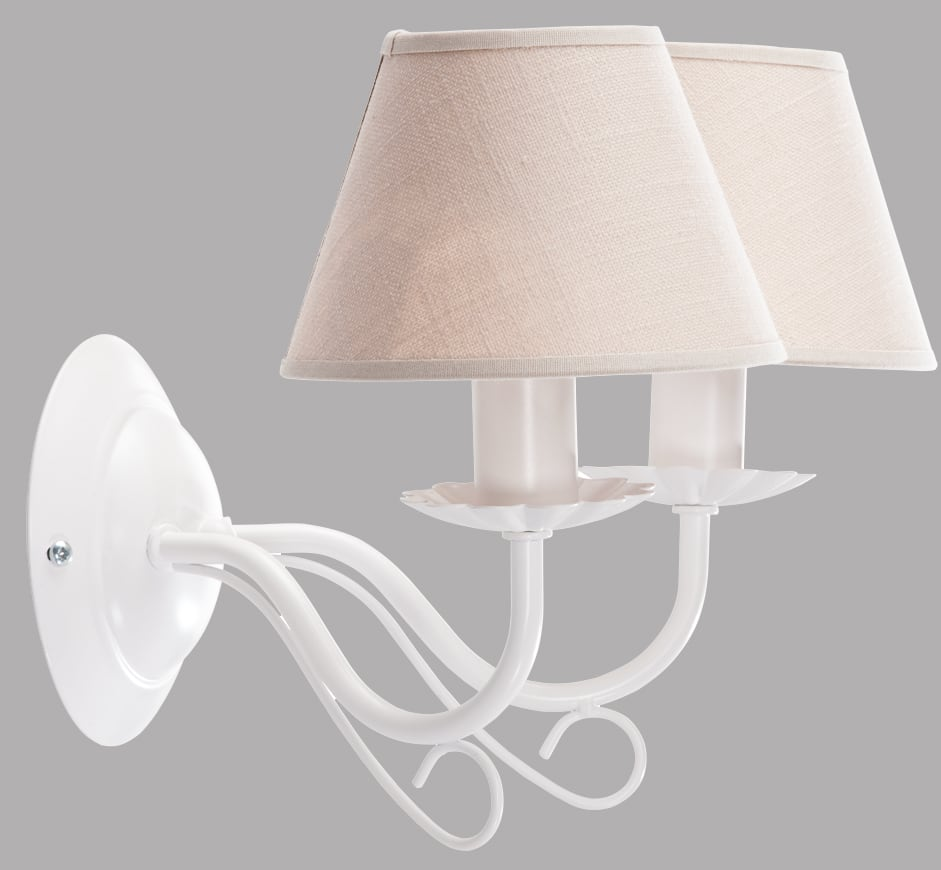 Double DALMACY wall lamp No. 2192